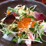 北新地 『鮨 なかがわ』 ランチの特選海鮮ちらし寿司は超ウルトラメチャ旨い!