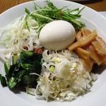 吹田市江坂町 『Cafe&Dining TABARA(タバラ)』 肉味噌和え麺もウルトラメチャ旨い!