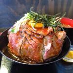 江坂 『焼肉あさだ』やっぱりここのローストビーフ丼は超ウルトラメチャ旨い!