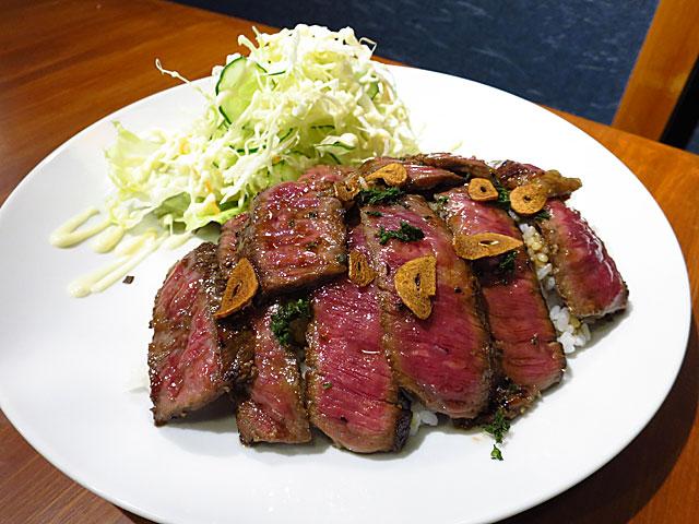 京都牛特選焼肉 縁 ステーキプレート
