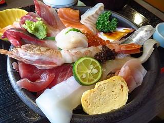 香里寿司茶屋旬魚旬菜 総本山 海鮮丼