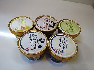 丹波篠山食品 アイスクリーム
