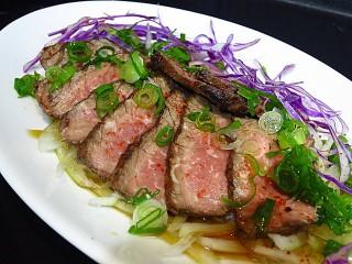 I恵美須町御肉 牛肉タタキ