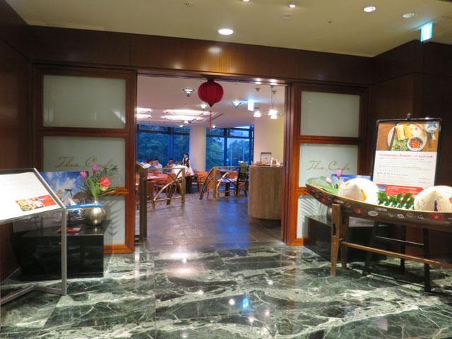 ハイアット リージェンシー 大阪カフェレストラン「ザ・カフェ」
