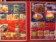 芙蓉麻婆麺 メニュー8