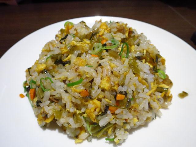 芙蓉麻婆麺 半チャーハン