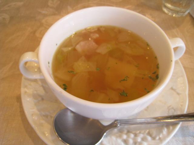 ぷてぃあう゛ぃにょん スープ