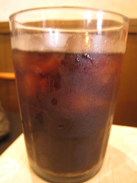 ぷてぃあう゛ぃにょん アイスコーヒー