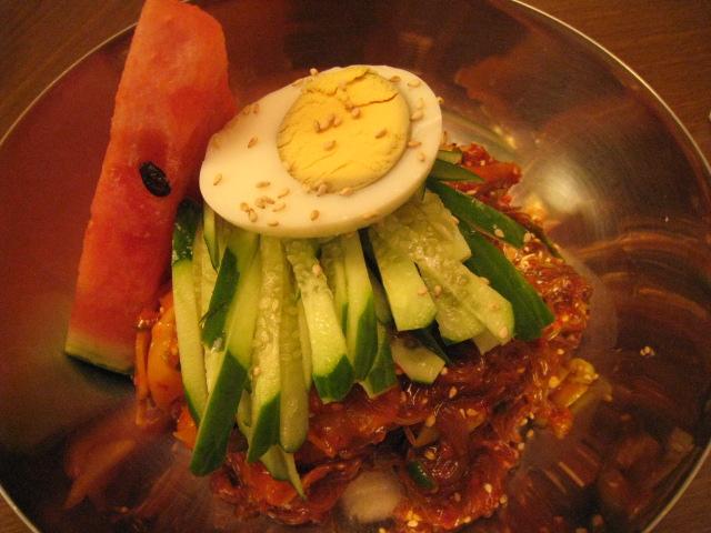 ビビン麺(辛め)