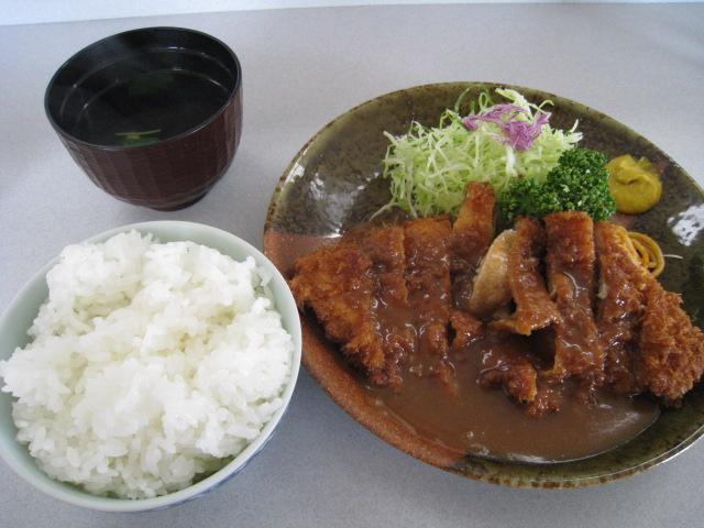 大富士 とんかつ定食