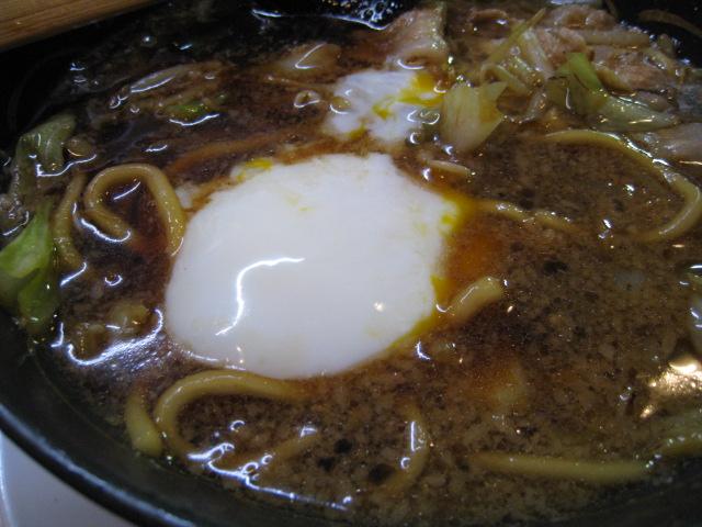 神戸ちぇりー亭 とろ卵挿入