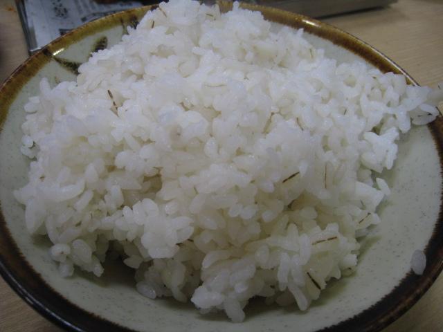成田屋 麦めし