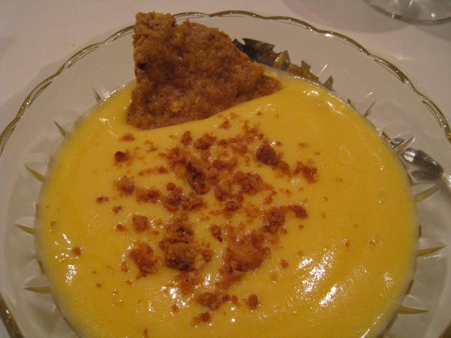 川中さんの有精卵とモスカートのザバイオーネ へーゼルナッツのクッキー3