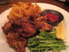 「カーリーフライ」、「鶏のから揚げ」