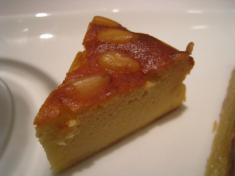 クッチーナ笠井 チーズケーキ