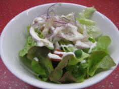 トルション 野菜サラダ