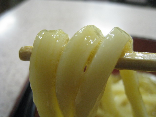 讃岐一番 釜玉(箸モチ1)