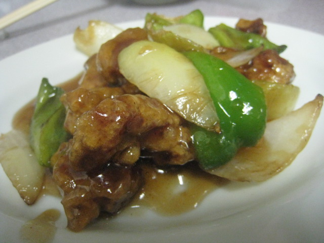 酢豚(小)