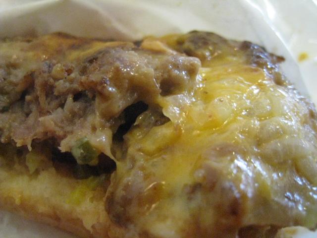 バーガー パテ&チーズ