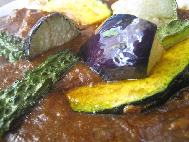 野菜、ルーアップ