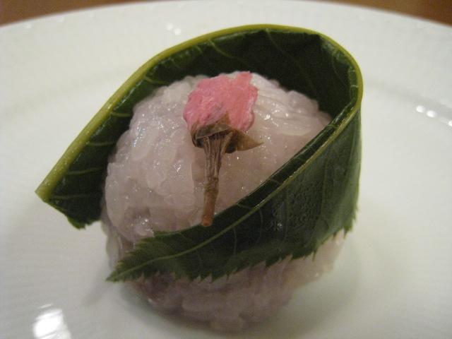 桜餅 130円