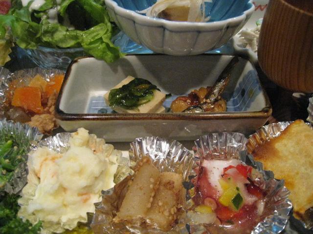 大皿前菜アップ2