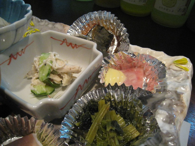 大皿前菜アップ5