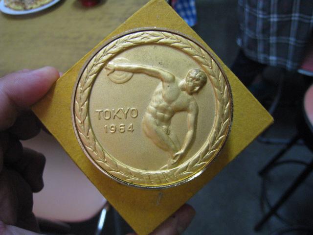 東京オリンピック記念時計