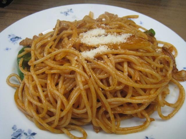 スパゲティー イタリアン 400円