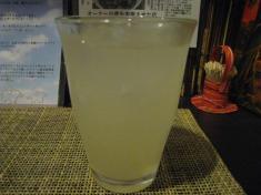 ライチジュース 380円