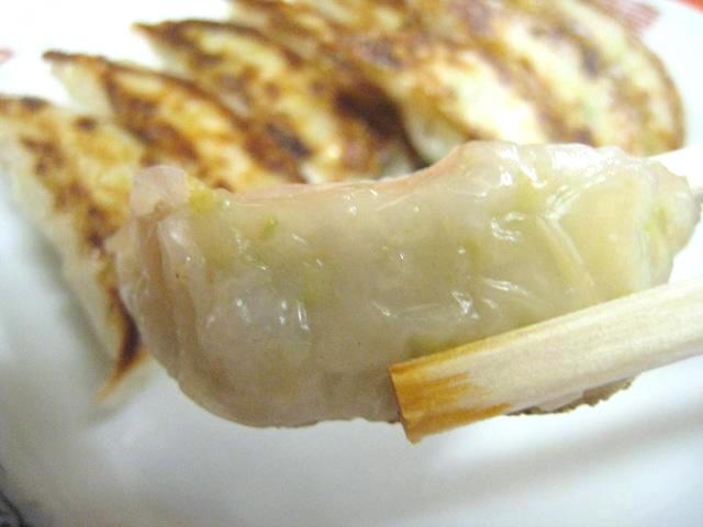餃子 お箸もち