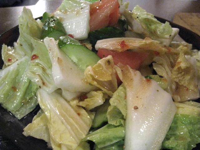 白菜サラダ 480円