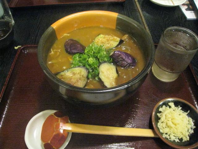雅次郎 野菜カレーうどん