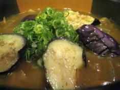 雅次郎 野菜カレーうどん アップ