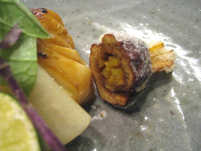 干し棗と薩摩芋