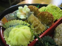 ランチボックス 手作り惣菜