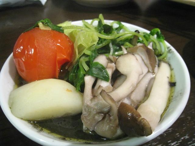 白ワイン鍋 小皿2