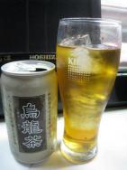 烏龍茶 160円