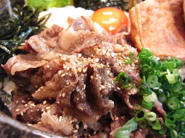 スタミナ天麩羅醤油 牛肉アップ