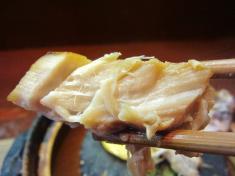 金目鯛の照り焼き お箸もち