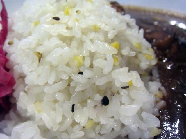 五穀米 アップ
