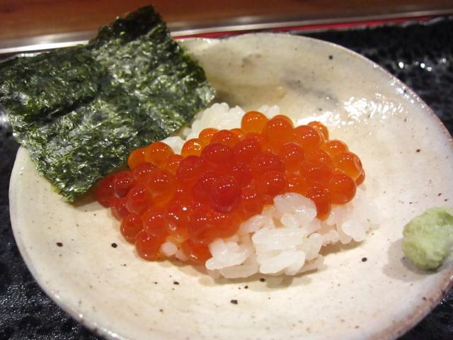 釧路 ミニ生いくら丼
