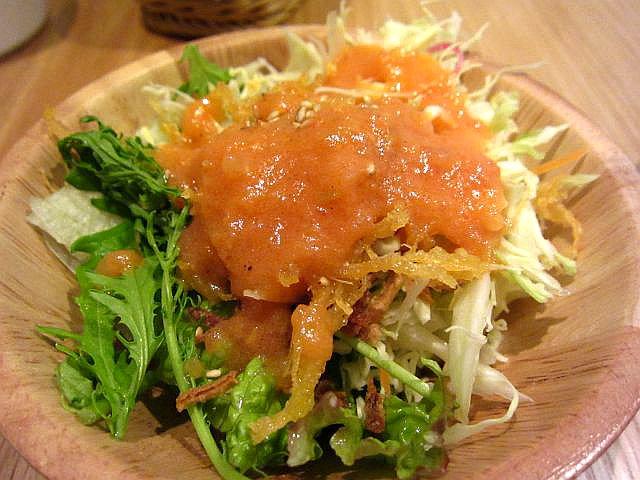 野菜サラダ盛り