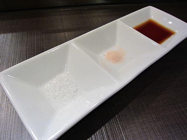 こだわりの塩2種