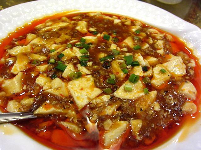 マーボー豆腐 700円