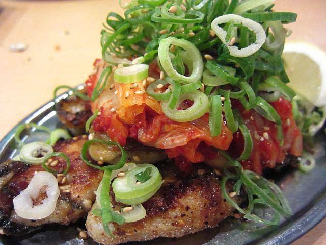 牡蠣キムラ君 880円