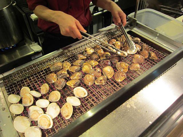 三重県桑名産 蛤3年物 焼き