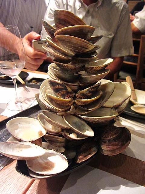 蛤殻マウンテン