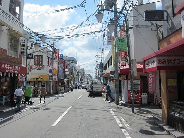 店前 道路