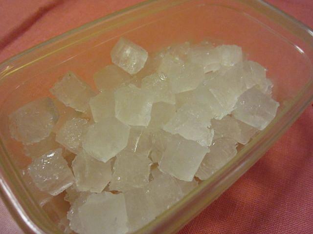博多うまだし 氷り作成2